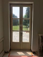 Fort Security Doors Bulletproof Replica French Patio Door (inside)