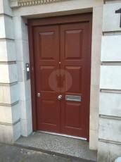 Fort Security Doors Double Front Door With One Active Side