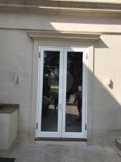 Fort Security Doors French Patio Door (installed)
