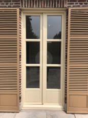 Fort Security Doors Front Door With Glass Panels