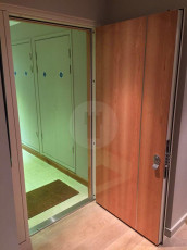 Fort Security Replica Apartment Door With Gloss Finish