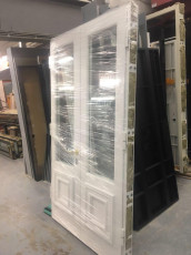 Fort Security Replica Double Door Ready For Distribution