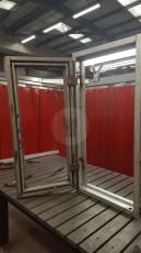 Fort Security Doors Casement Window In Welding Area