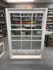 Fort Security Doors Constructed Sash Window In Assembly Area 2