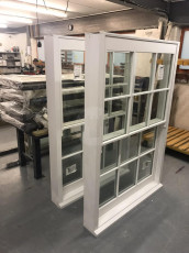 Fort Security Doors Constructed Sash Window In Assembly Area 3
