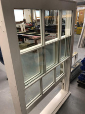 Fort Security Doors Constructed Sash Window In Assembly Area 5