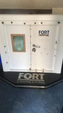 Fort Security Doors Door Withstood A Security Threat Of Fb4