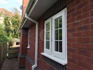 Fort Security Doors Double Casement Window With 2 Active Openings (closed) 2