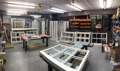 Fort Security Doors Frames And Sash Windows Ready For Assembly 2
