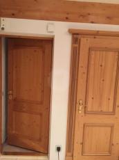 Fort Security Doors Replica Panic Room Door