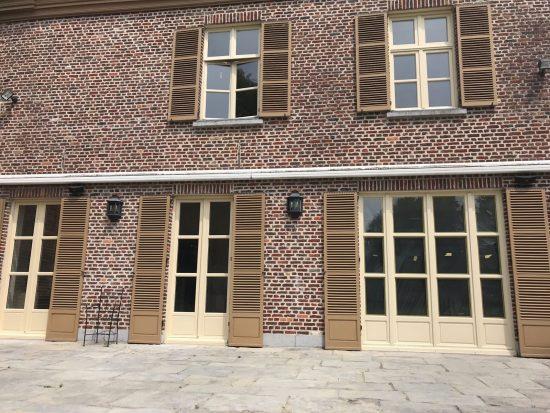 Fort Security Doors Bulletproof Casement Windows And Matching Patio Doors 2