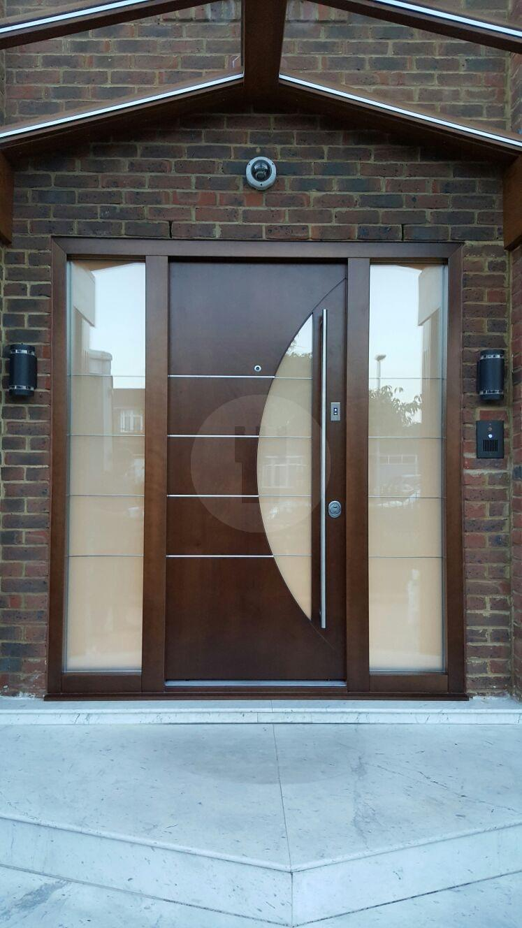 Contemporary Doors Fort Security Doors